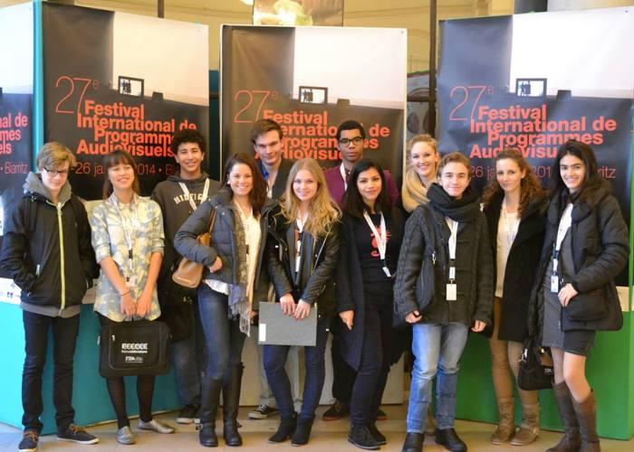 12 des membres du jury des Jeunes Européens