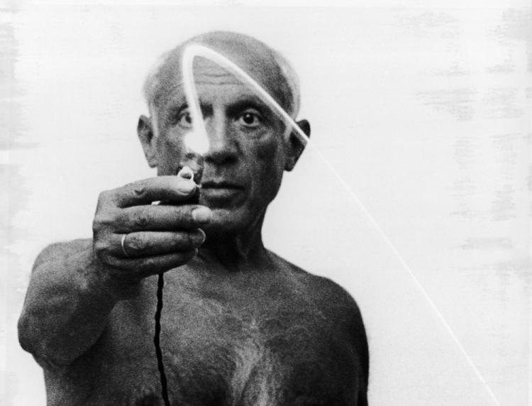 Affiche du film Picasso, Histoire d'une vie. Crédit Photo : FIPA 2014