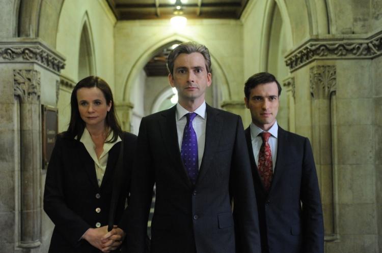 La série The Politician's Husband mêle politique et vie privée.